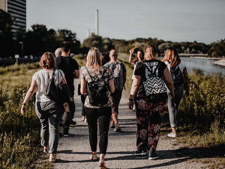 Wildkräuter, Kräuter, Wanderung, Kurs, Workshop, Tour, München, Vildvuchs