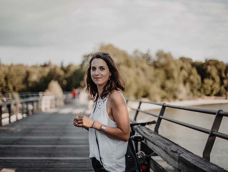 Victoria Lorenz, Vildvuchs, Kräuterpädagogin, Managerin für angewandte Gesundheitswissenschaften (B.Sc),