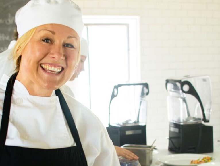 Nadja Tokarski, Vildvuchs, Plant-based, Chef, Gastro, Coach,