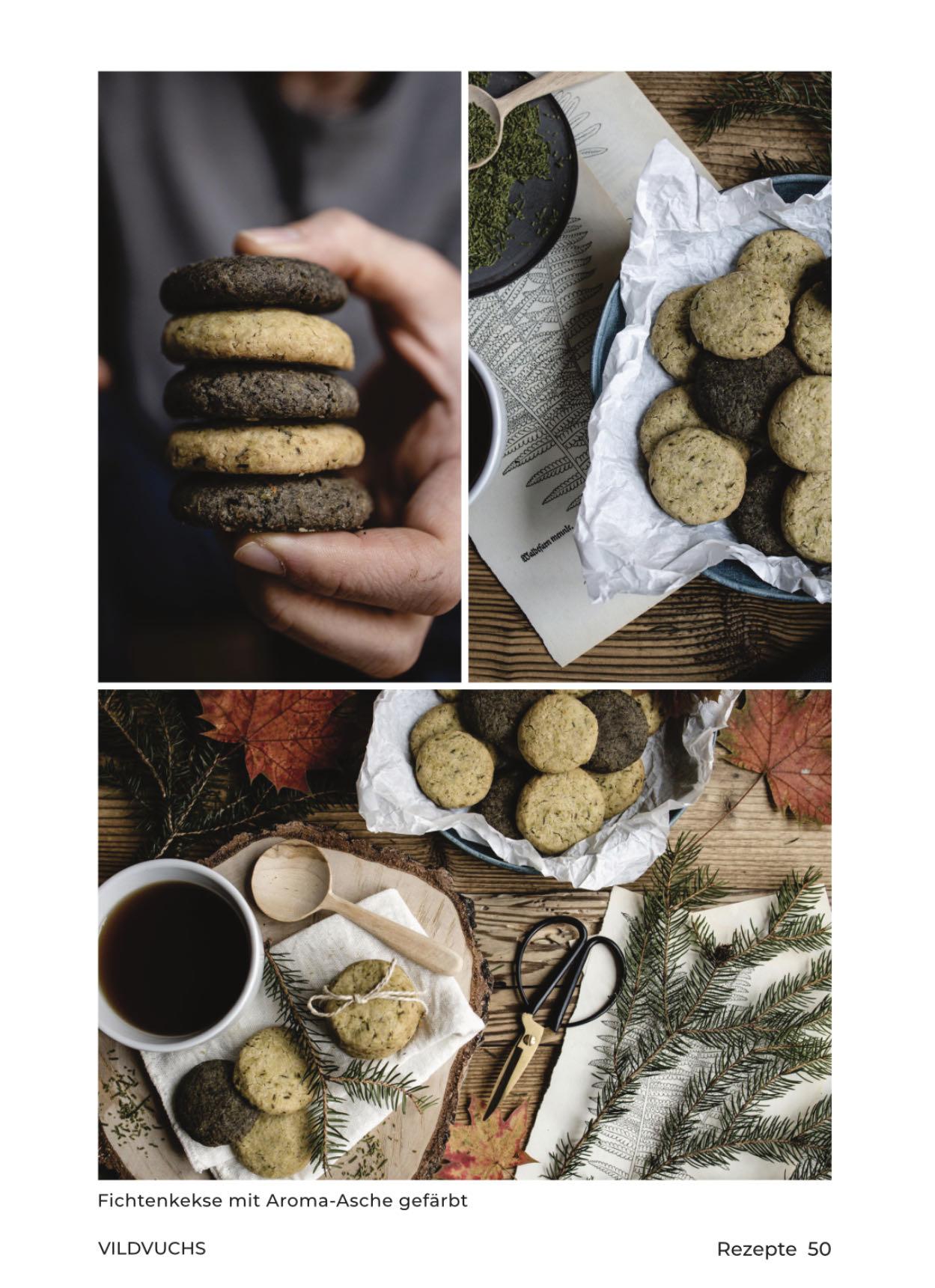 Essbarer Weihnachtsbaum - Vildvuchs - eBook