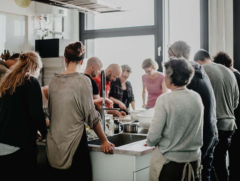 Vildvuchs, Wildkräuter, Fermentation, Plant-Baised Cuisine, Naturkosmetik, Kurs, Workshop